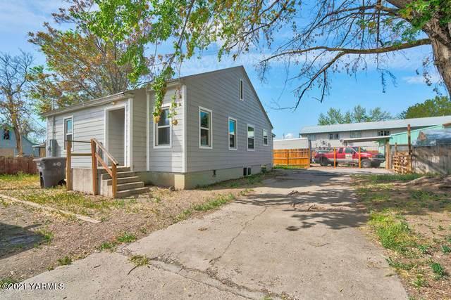 702 N 6th Ave, Yakima, WA 98902 (MLS #21-930) :: Amy Maib - Yakima's Rescue Realtor