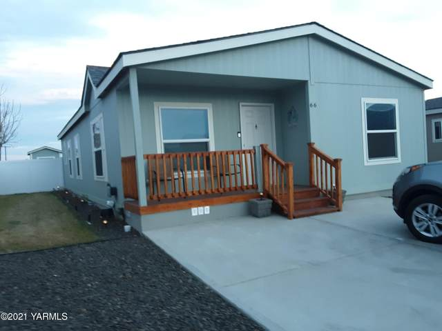 2802 S 5th Ave #66, Yakima, WA 98903 (MLS #21-934) :: Heritage Moultray Real Estate Services