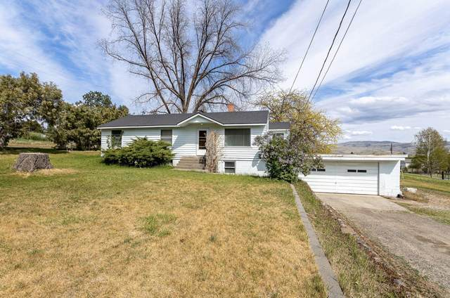441 Lancaster Rd, Selah, WA 98942 (MLS #21-950) :: Heritage Moultray Real Estate Services