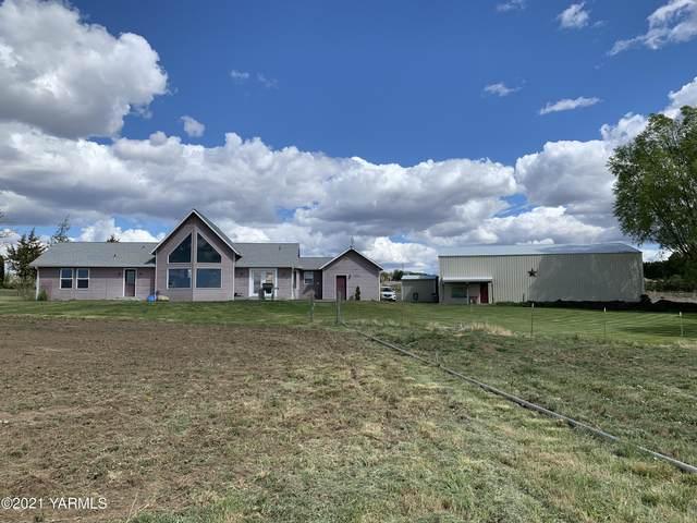 1651 E Pomona Rd, Yakima, WA 98901 (MLS #21-966) :: Amy Maib - Yakima's Rescue Realtor