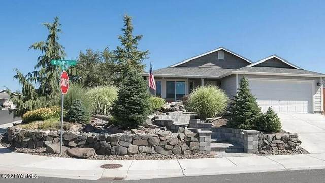 301 Olympic Ave, Moxee, WA 98936 (MLS #21-967) :: Heritage Moultray Real Estate Services