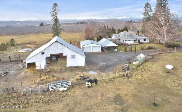 390 Wilcox Rd, Tieton, WA 98947 (MLS #21-97) :: Amy Maib - Yakima's Rescue Realtor