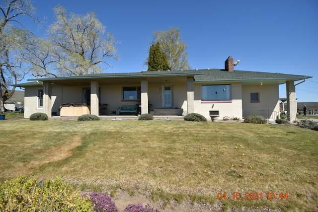 702 N Mize Rd, Yakima, WA 98908 (MLS #21-972) :: Nick McLean Real Estate Group