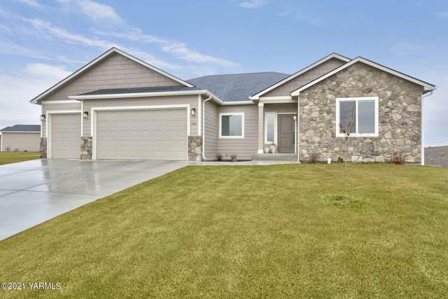 1541 W Goodlander Rd, Selah, WA 98942 (MLS #21-98) :: Heritage Moultray Real Estate Services