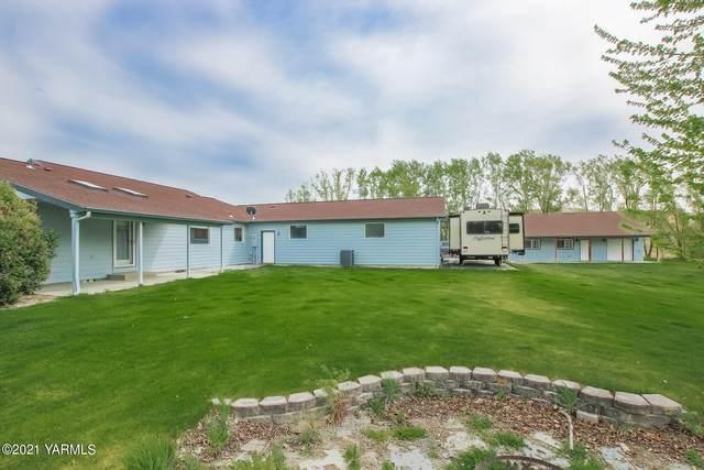 42207 E Badger Rd, Benton City, WA 99320 (MLS #21-990) :: Amy Maib - Yakima's Rescue Realtor