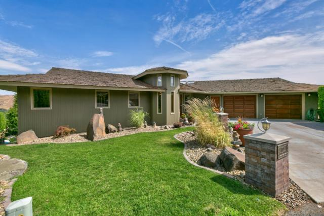 702 Hillcrest Pl, Selah, WA 98942 (MLS #17-1813) :: Heritage Moultray Real Estate Services
