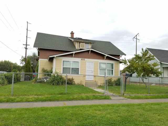 402 N 7th St, Yakima, WA 98901 (MLS #17-2355) :: Heritage Moultray Real Estate Services