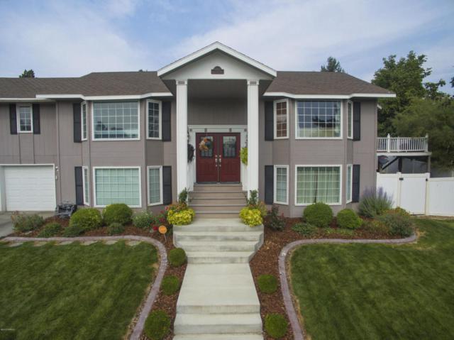 1005 Goodlander Cir, Selah, WA 98942 (MLS #17-2388) :: Heritage Moultray Real Estate Services