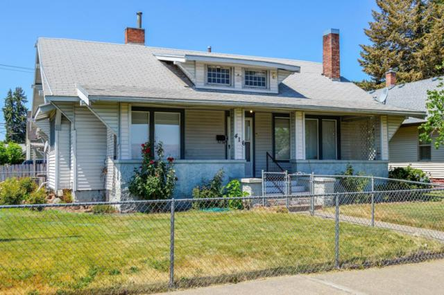 416 S 7th Ave, Yakima, WA 98902 (MLS #18-1012) :: Heritage Moultray Real Estate Services