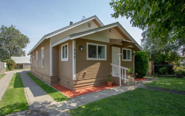 505 N 7th St, Yakima, WA 98901 (MLS #18-1915) :: Heritage Moultray Real Estate Services
