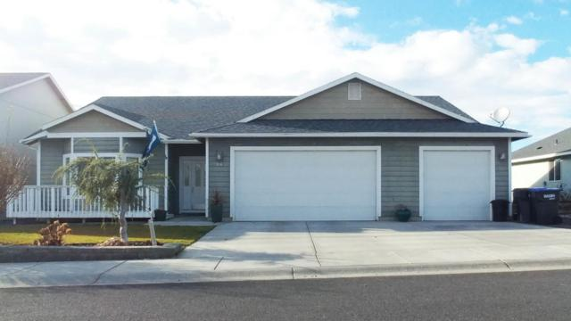 514 Clark St, Moxee, WA 98936 (MLS #18-299) :: Heritage Moultray Real Estate Services