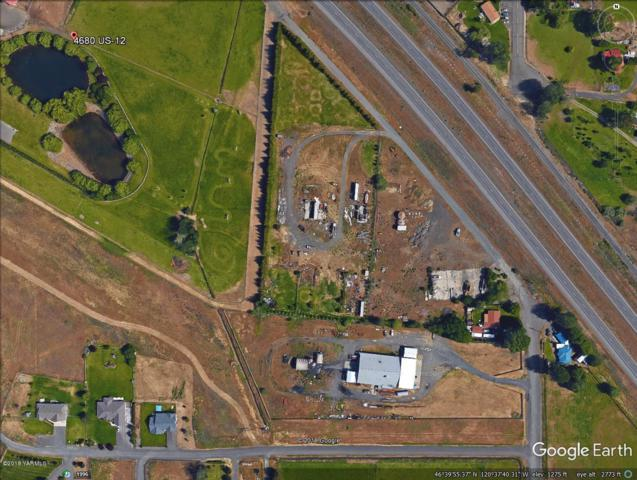 492 Mclaughlin Rd, Yakima, WA 98908 (MLS #18-464) :: Heritage Moultray Real Estate Services