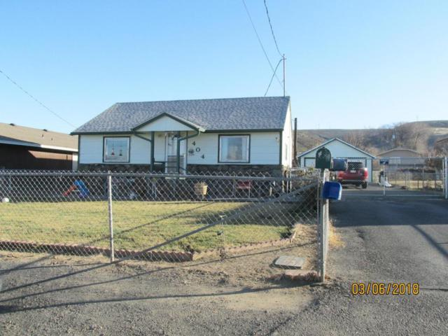 404 Pleasant Ave, Selah, WA 98942 (MLS #18-534) :: Heritage Moultray Real Estate Services