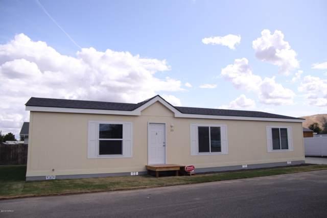 2802 S 5th Ave #33, Union Gap, WA 98903 (MLS #19-2054) :: Joanne Melton Real Estate Team