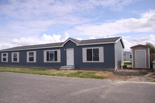 2802 S 5th Ave #71, Union Gap, WA 98903 (MLS #19-2056) :: Joanne Melton Real Estate Team