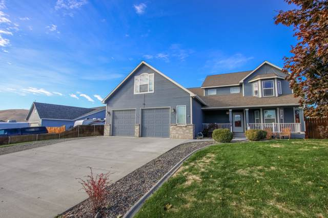 1907 S Highlands Blvd, West Richland, WA 99353 (MLS #19-2680) :: Heritage Moultray Real Estate Services
