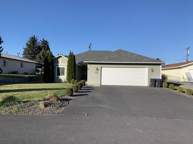 509 W Naches Ave, Selah, WA 98942 (MLS #19-2682) :: Heritage Moultray Real Estate Services