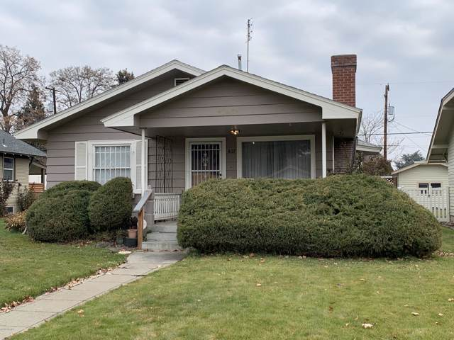 407 S 14th Ave, Yakima, WA 98902 (MLS #19-2826) :: Heritage Moultray Real Estate Services