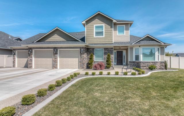 2111 Diamond Way, Yakima, WA 98903 (MLS #19-600) :: Heritage Moultray Real Estate Services