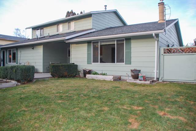 6804 Bristol Way, Yakima, WA 98908 (MLS #20-105) :: Heritage Moultray Real Estate Services