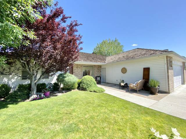 201 S 70th Ave, Yakima, WA 98908 (MLS #20-1105) :: Amy Maib - Yakima's Rescue Realtor