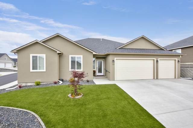 1340 W Goodlander Rd, Selah, WA 98942 (MLS #20-1199) :: Heritage Moultray Real Estate Services