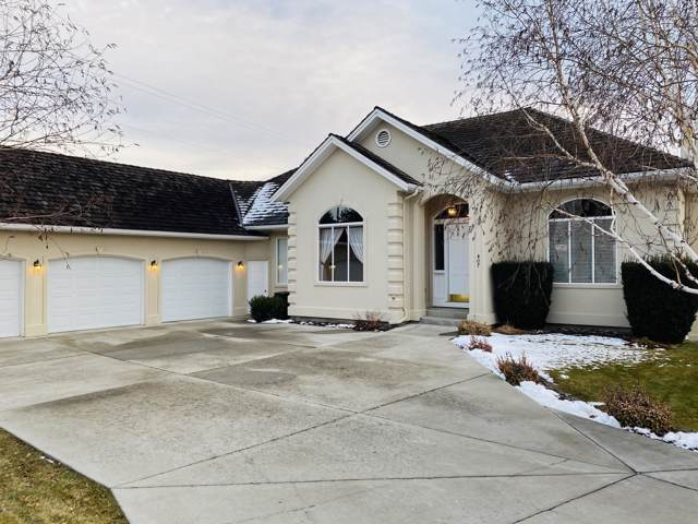 407 Cherry Ridge Ct, Yakima, WA 98908 (MLS #20-121) :: Heritage Moultray Real Estate Services