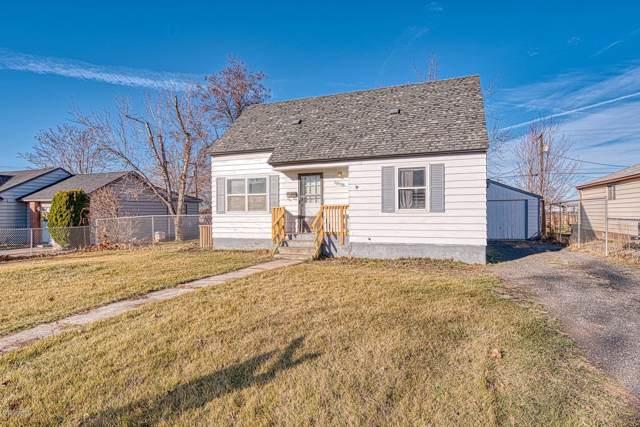 1908 Benson Ave, Prosser, WA 99350 (MLS #20-131) :: Joanne Melton Real Estate Team
