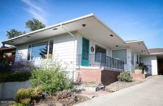 611 S 27th Ave, Yakima, WA 98902 (MLS #20-1342) :: Joanne Melton Real Estate Team
