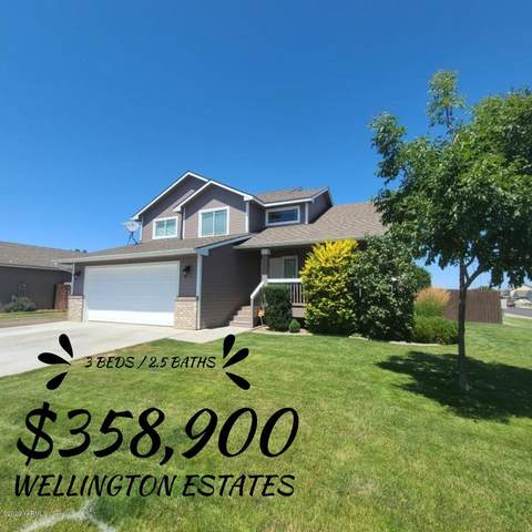 5607 W Whatcom Ave, Yakima, WA 98903 (MLS #20-1467) :: Heritage Moultray Real Estate Services