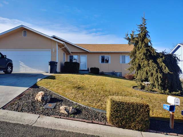 752 S 4th St, Selah, WA 98942 (MLS #20-171) :: Heritage Moultray Real Estate Services