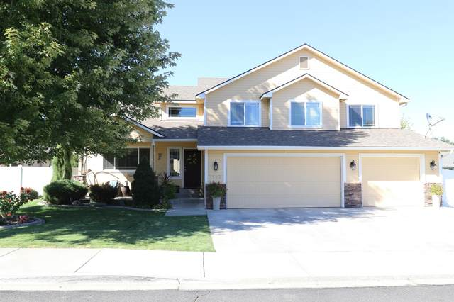 7503 W Washington Ave, Yakima, WA 98908 (MLS #20-1863) :: Heritage Moultray Real Estate Services
