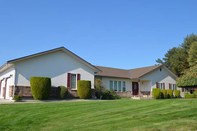 280 N 99th Ave, Yakima, WA 98908 (MLS #20-2053) :: Amy Maib - Yakima's Rescue Realtor