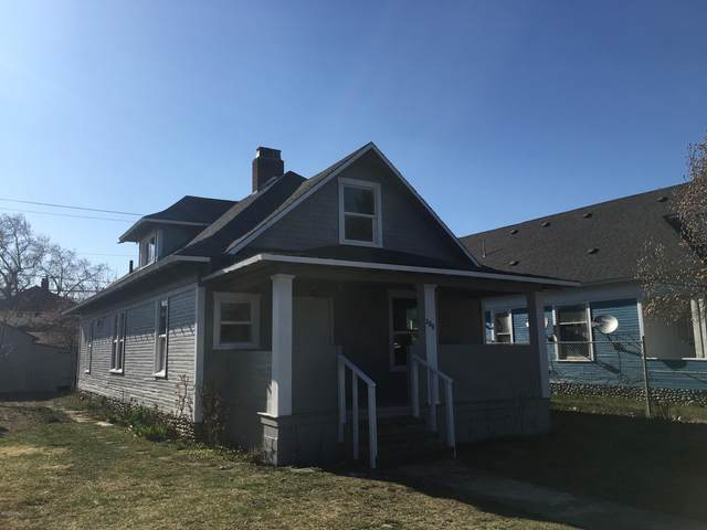 306 S 7th St, Yakima, WA 98901 (MLS #20-452) :: Heritage Moultray Real Estate Services
