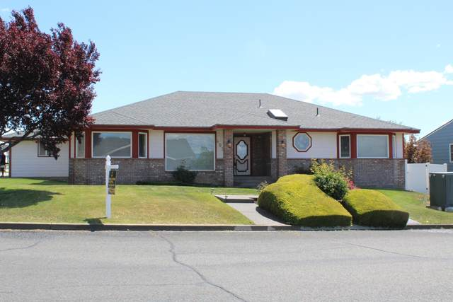 407 Channel Dr, Yakima, WA 98901 (MLS #20-597) :: Heritage Moultray Real Estate Services