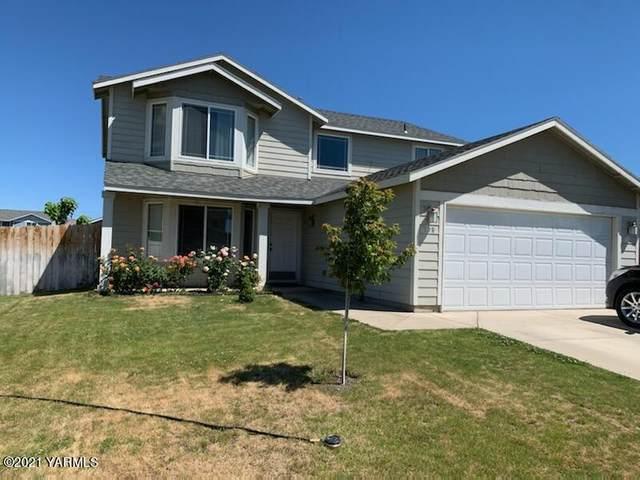 709 Cascade Ave, Moxee, WA 98936 (MLS #21-1339) :: Candy Lea Stump   Keller Williams Yakima Valley