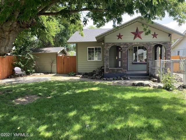903 S 4th Ave, Yakima, WA 98902 (MLS #21-1379) :: Amy Maib - Yakima's Rescue Realtor