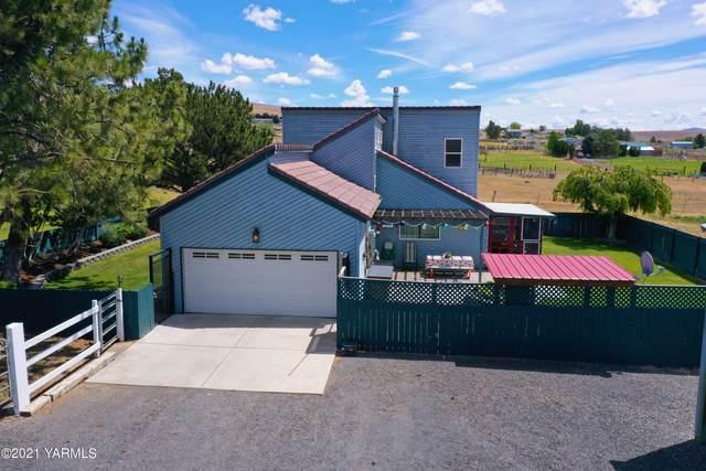 90 Clemans View Rd, Selah, WA 98942 (MLS #21-1389) :: Nick McLean Real Estate Group