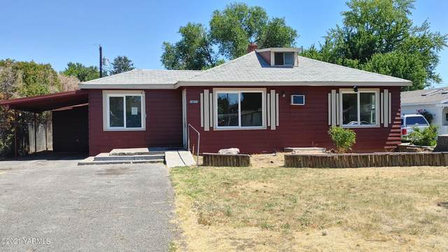 1607 S 6th Ave, Yakima, WA 98902 (MLS #21-1478) :: Amy Maib - Yakima's Rescue Realtor
