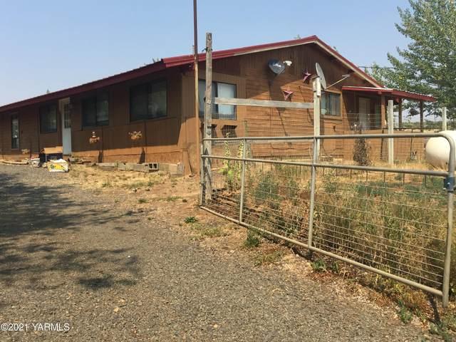 101 W Slavin Rd, Yakima, WA 98903 (MLS #21-1568) :: Heritage Moultray Real Estate Services