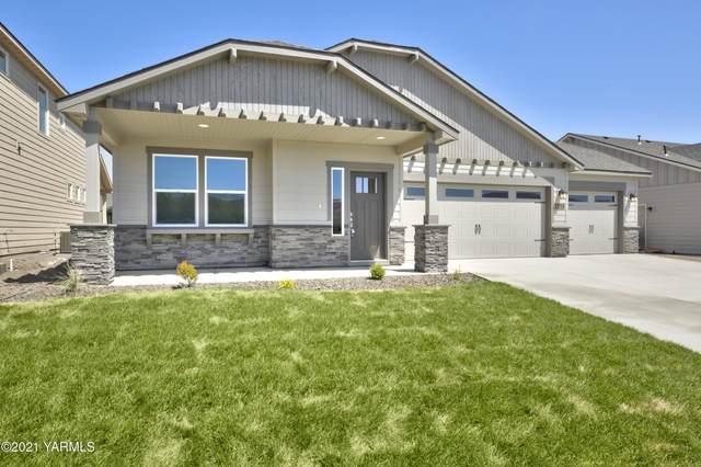 6412 Cottonwood Lp, Yakima, WA 98903 (MLS #21-1675) :: Amy Maib - Yakima's Rescue Realtor