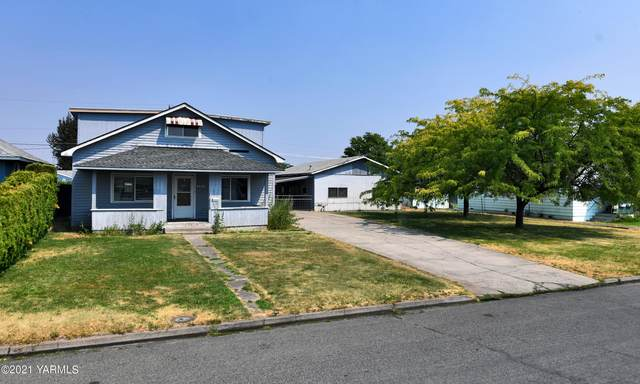 1115 Rock Ave, Yakima, WA 98902 (MLS #21-1692) :: Amy Maib - Yakima's Rescue Realtor