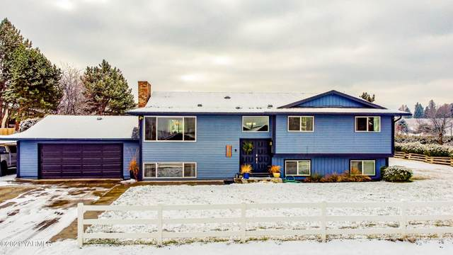 5208 Crest Acres Ln, Yakima, WA 98908 (MLS #21-171) :: Amy Maib - Yakima's Rescue Realtor