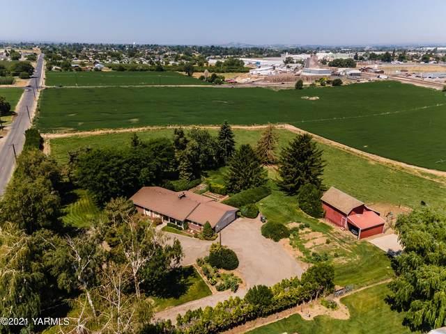 701 Pleasant Ave, Grandview, WA 98930 (MLS #21-1789) :: Amy Maib - Yakima's Rescue Realtor