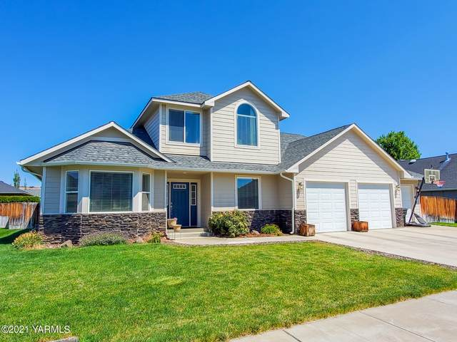8601 Grove Ave, Yakima, WA 98908 (MLS #21-1791) :: Heritage Moultray Real Estate Services