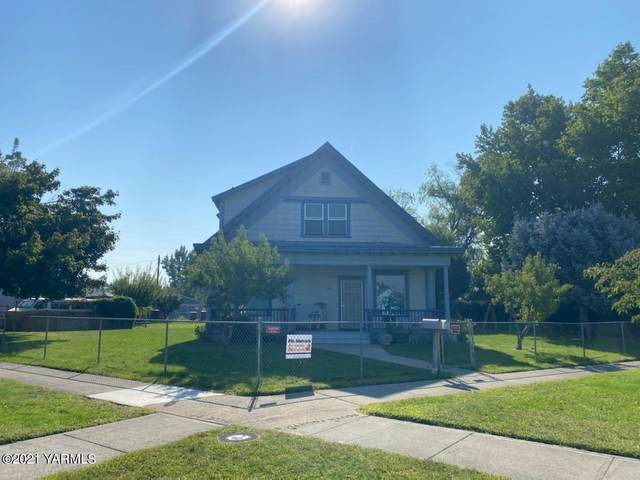 701 S 4th St, Yakima, WA 98901 (MLS #21-2286) :: Heritage Moultray Real Estate Services