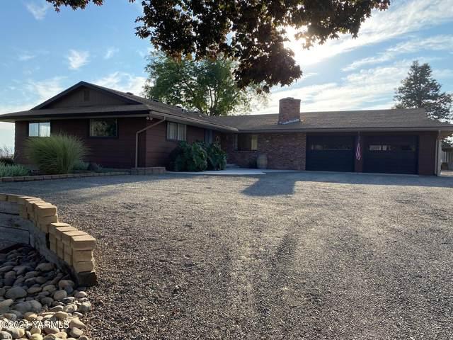 320 Bliss Rd, Zillah, WA 98953 (MLS #21-2350) :: Amy Maib - Yakima's Rescue Realtor