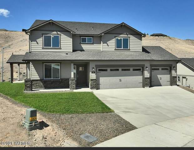 304 S 12th St, Selah, WA 98942 (MLS #21-2470) :: Heritage Moultray Real Estate Services