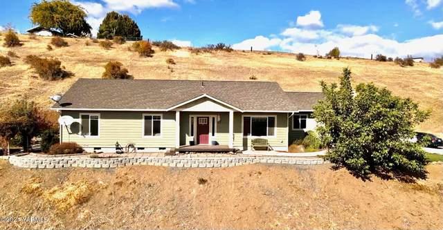 14757 Cottonwood Canyon Rd, Yakima, WA 98908 (MLS #21-2728) :: Amy Maib - Yakima's Rescue Realtor
