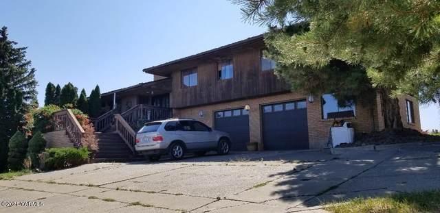 601 Hideaway Rd, Yakima, WA 98908 (MLS #21-283) :: Amy Maib - Yakima's Rescue Realtor